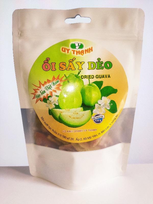 Combo 6 gói trái cây sấy dẻo